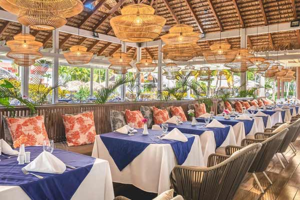 Restaurants & Bars - Be Live Collection Marien Hotel - All-inclusive Puerto Plata, Dominican Republic